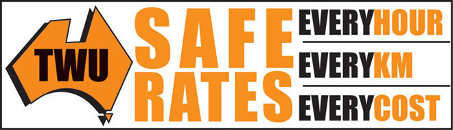 safe rates logo campaign