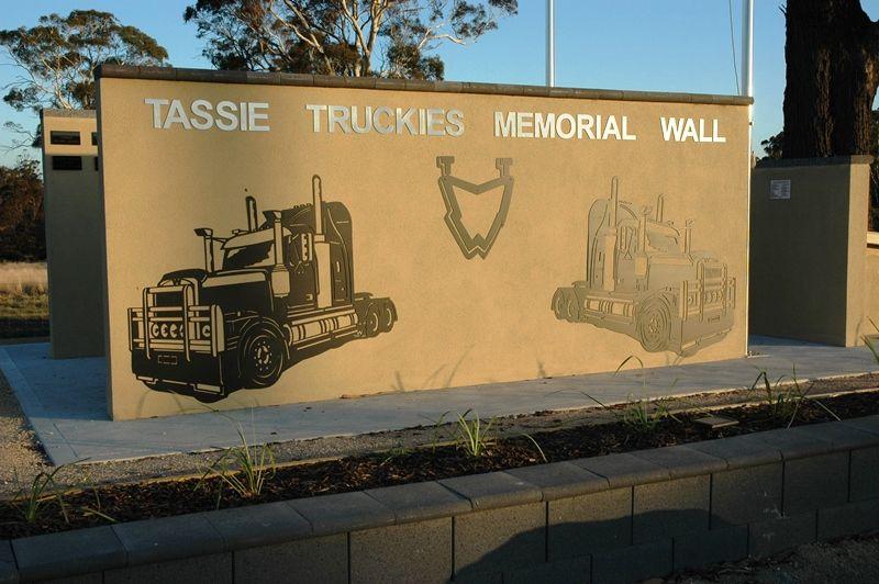 Tassie Truckies Memorial Wall-41702-104320
