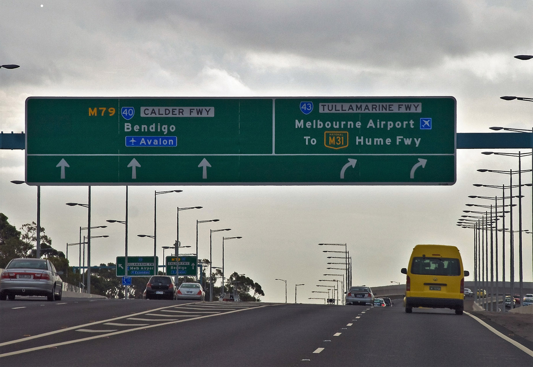 TWU Vic/Tas » ATTENTION: TULLAMARINE FWY TO CLOSE BOTH