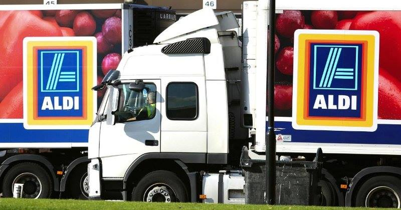 aldi truck driver jobs minchinbury